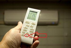 Giải mã các kí hiệu trên remote Daikin